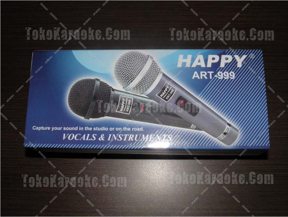 Mic Kabel Happy ART 999
