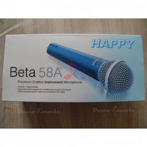 Mic Kabel Happy Beta 58A
