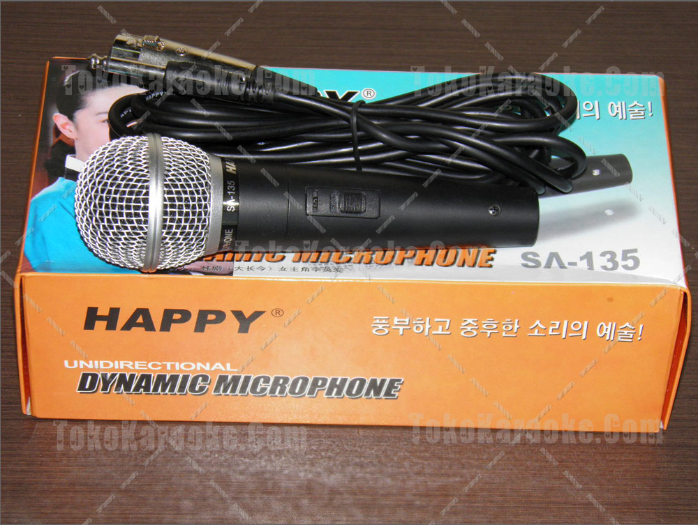 Mic Kabel Happy SA 135