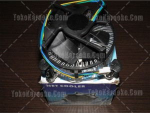 Fan Processor Net Cooler LGA 775