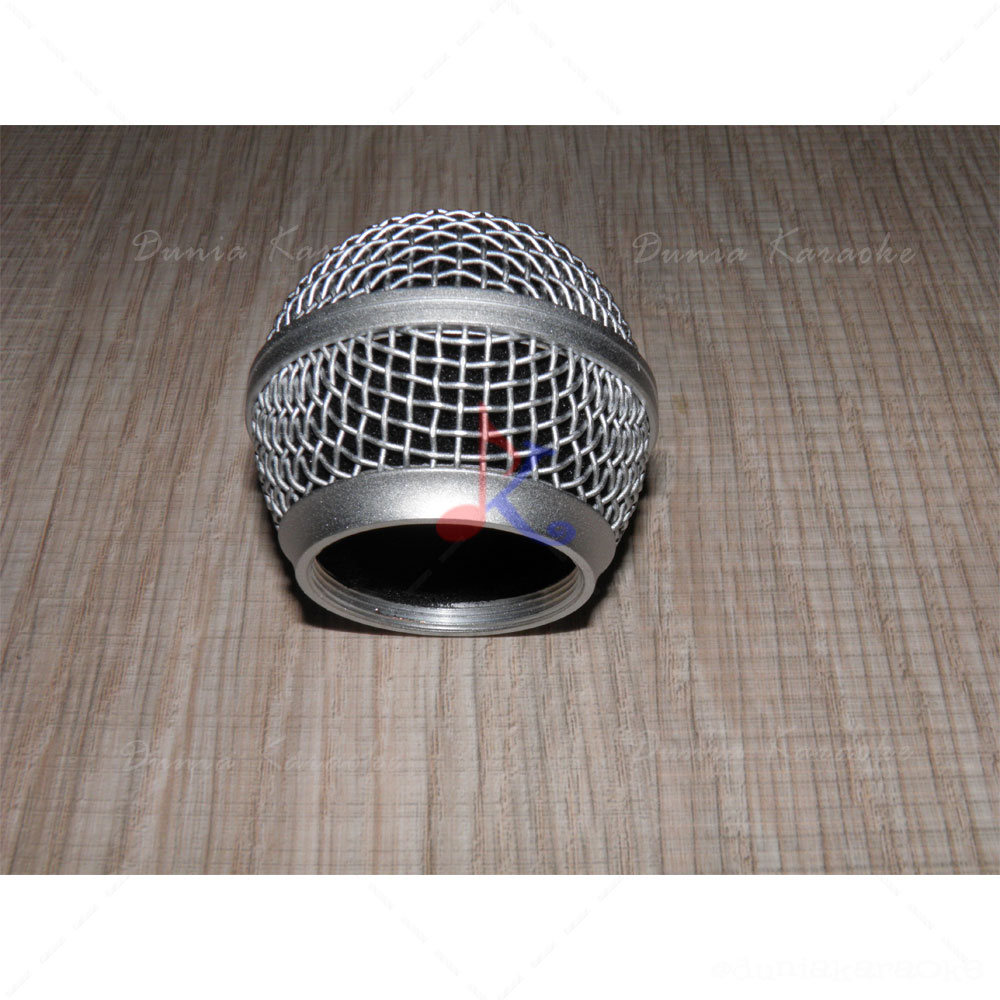 Grille Mic Model Shure SM 58