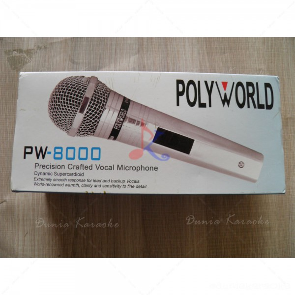 Mic Kabel Polyworld PW 8000
