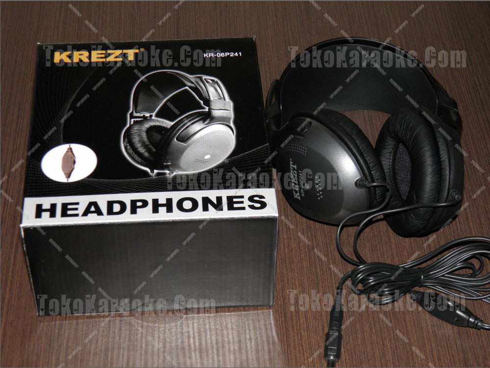 Headphone Krezt KR 06P241