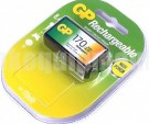 Battery 9V GP 170 Rechargeable
