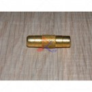 1 RCA Female to 1 RCA Female Coupler Gold