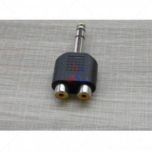 Jack Adapter RCA Stereo Female to Phono Stereo