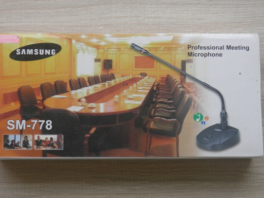 Mic Conference Samsung SM 778