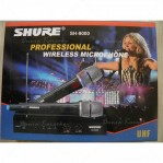 Mic Wireless Shure SH 9000