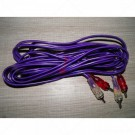 Kabel RCA to RCA 2 Way Happy Cable 4,5 Meter
