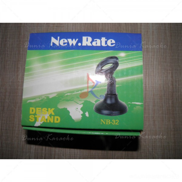 Microphone Mini Desk Stand New Rate NB 32