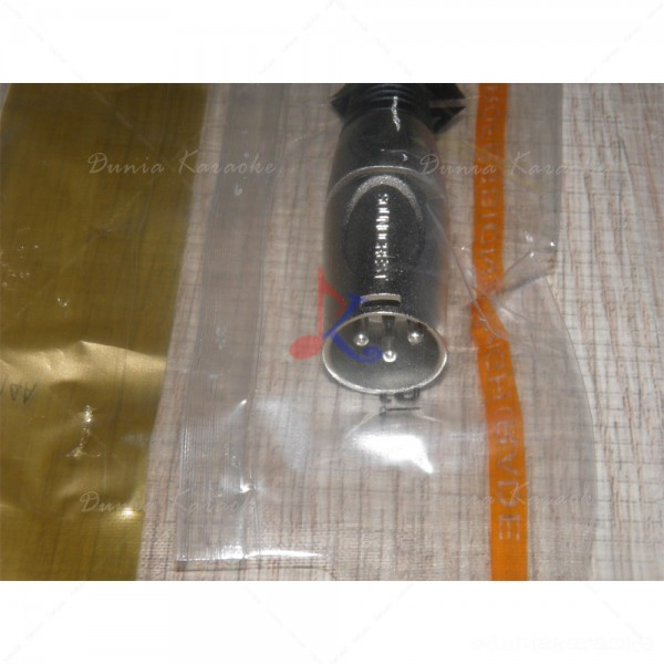 Jack Canon XLR Male SC014A Original by Soundcrest