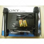 Mic Wireless Sony BT 220