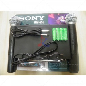 Mic Wireless Sony WM 656