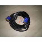 Kabel VGA Howell 5 Meter Diameter Kabel Besar
