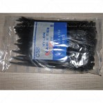 Kabel Ties CSS 3,6 x 150 Hitam 15 Cm 100 Pcs Nylon Cable Ties