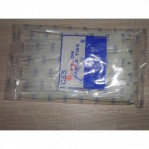 Kabel Ties CSS 3,6 x 150 Putih 15 Cm 100 Pcs Nylon Cable Ties