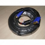 Kabel VGA Howell 10 Meter Diameter Kabel Besar