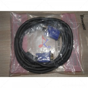 Kabel VGA Howell 3 Meter Diameter Kabel Besar