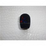 Busa Mic 2.5 Cm Diameter 1 Cm Microphone Windscreen Foam Cover