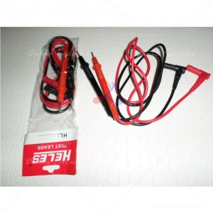 Heles Kabel Multitester HL 0822 Test Leads