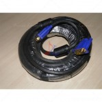 Kabel VGA Howell 15 Meter Diameter Kabel Besar