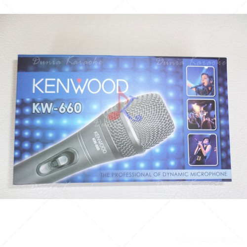 Mic-Kabel-Kenwood-KW-660-Professional-Of-Dynamic-Microphone-(3)