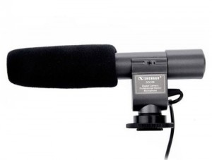 Busa Mic 14 Cm Diameter 2 Cm Microphone Windscreen Foam Cover
