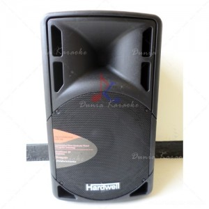 Loudspeaker Aktif Hardwell MAX15RAE 15″ Power 300 Watt Include FM and MP3 Player