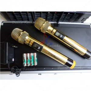 Microphone Wireless Shure BLX 6 (KSM 9) Gold Edition