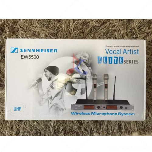 Microphone Wireless Sennheiser EW 5500 Elite Series