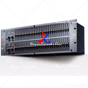 Equalizer DBX 2231 Dual 31 Band Profesional Graphic Equalizer